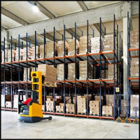 warehouse industrial security solutions