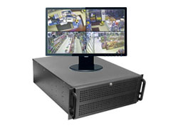 Security DVRs (Digital Video Recorders) - PC-Based and Standalone